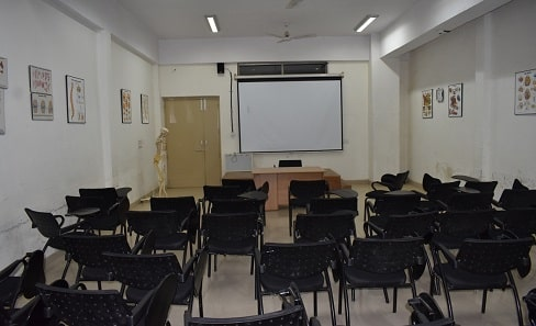 Demonstration Room