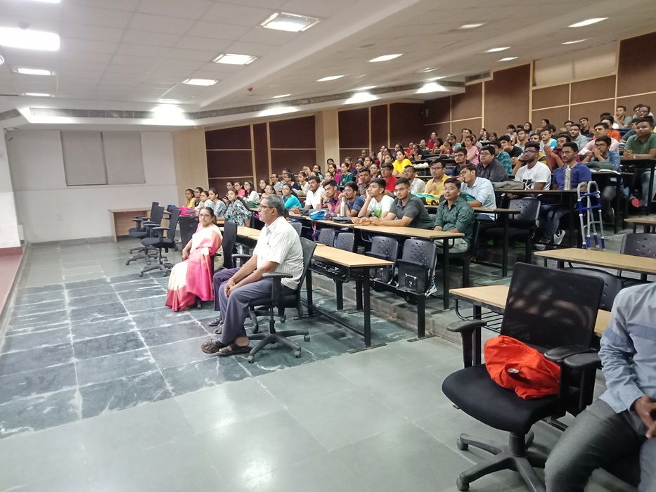 Guest Lecture on Anger and Stress Management